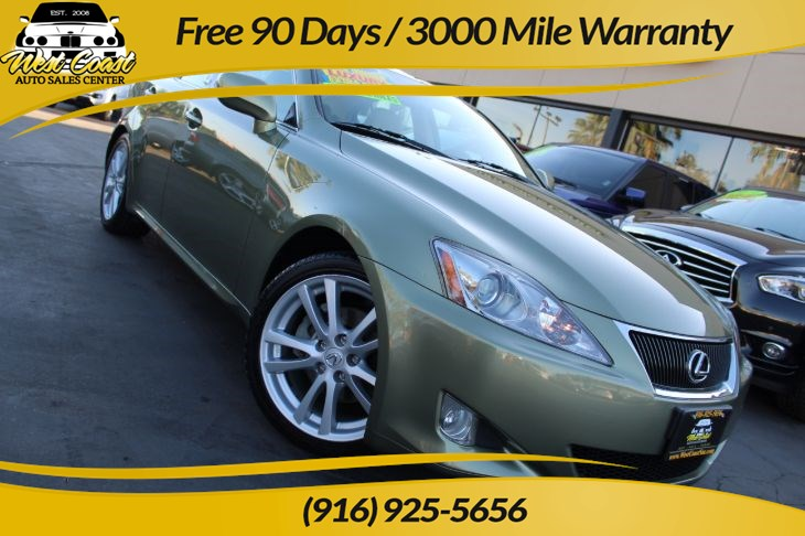 2007 Lexus IS 250 | *One Owner*, Extra Low Miles