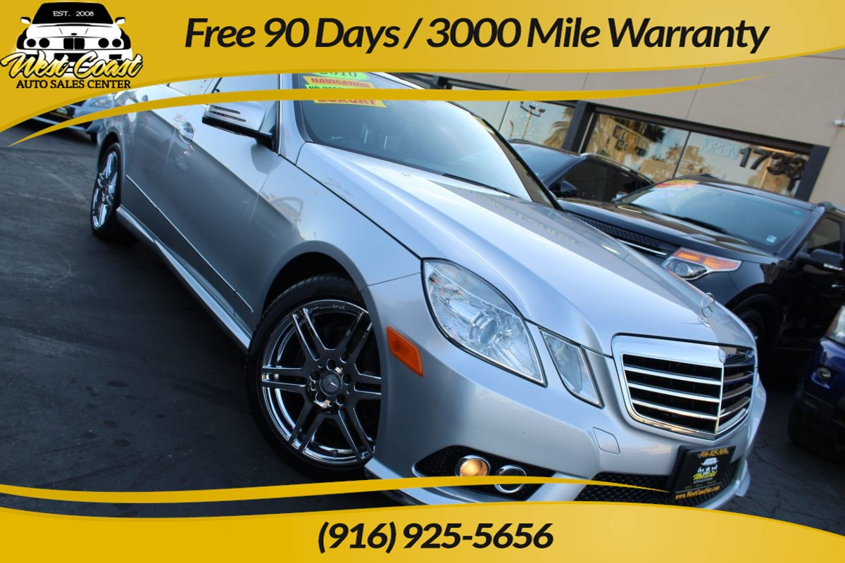 2010 Mercedes-Benz E-Class E 350 | AMG Styling Pkg, Panoramic Sunroof