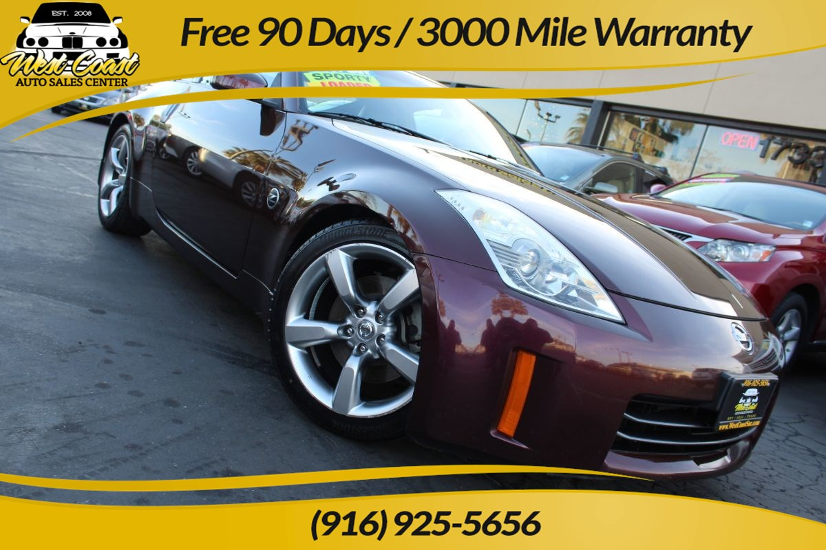 2006 Nissan 350Z Touring | Navigation, Heated Seats, Extra Clean