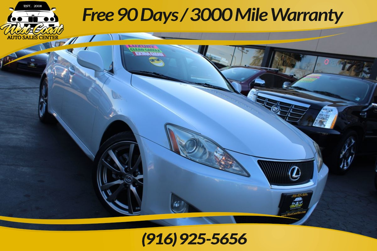 2008 Lexus IS 250 Luxury & Extra Clean Must See
