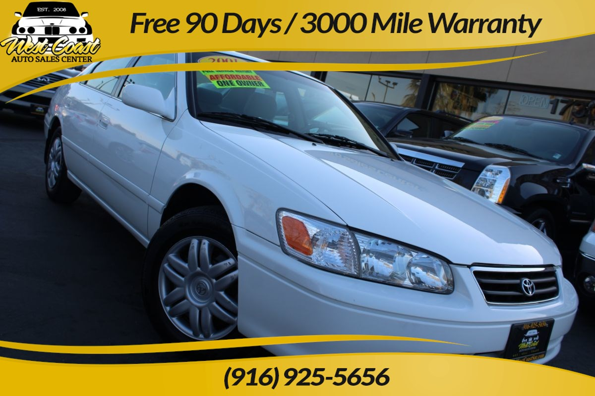 2001 Toyota Camry LE V6 | *One Owner*, New Timing Belt!