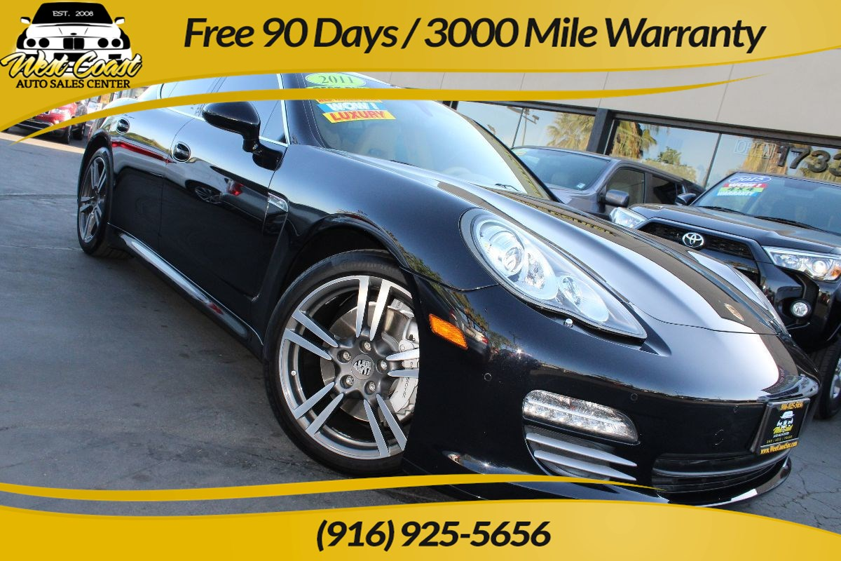 2011 Porsche Panamera 4S | AWD, Sunroof, Heated Seats, Must See
