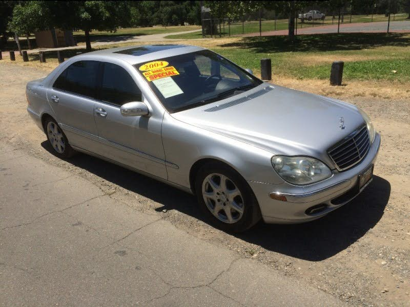 2004 Mercedes-Benz S430 4MATIC Sedan