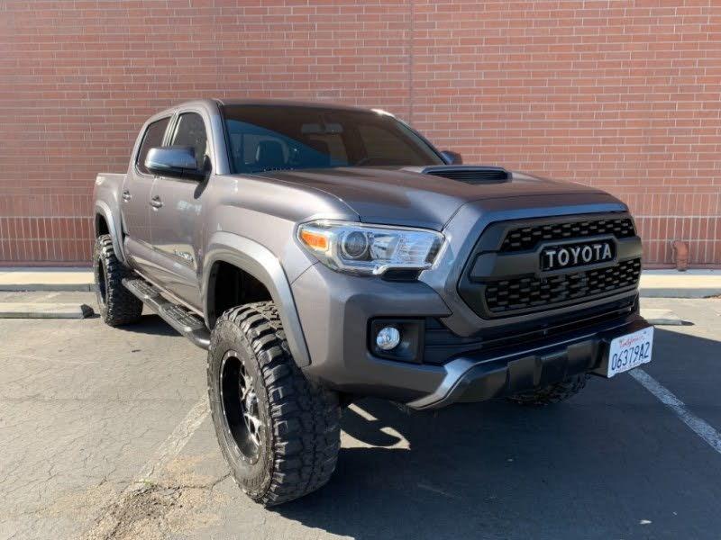 2016 Toyota Tacoma Sr5 V6 >> 2016 Toyota Tacoma Sr5 Central Auto