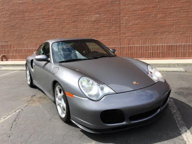2001 Porsche 911 Carrera Turbo AWD