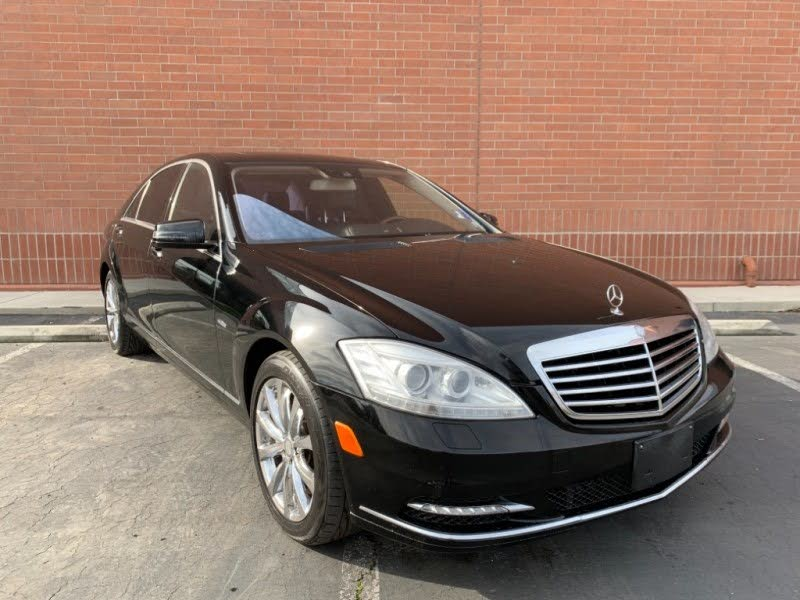 2012 Mercedes-Benz S 350 4MATIC Sedan