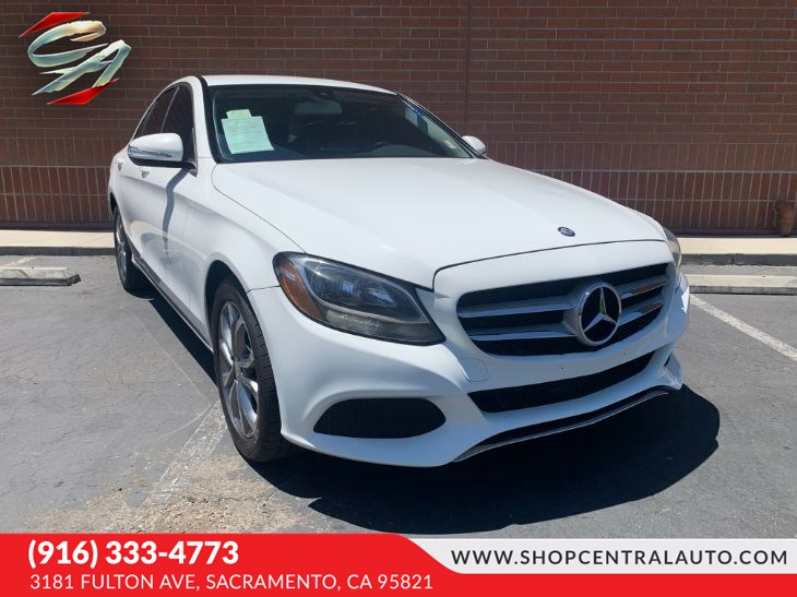 2015 Mercedes-Benz C 300 C 300 4MATIC