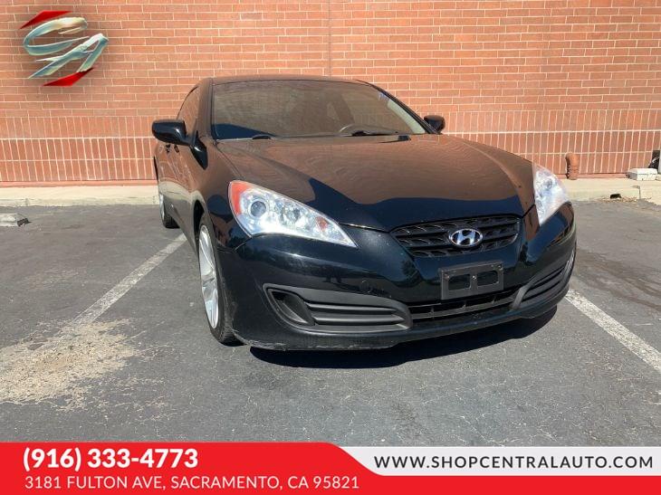 2011 Hyundai Genesis Coupe Premium - Central Auto