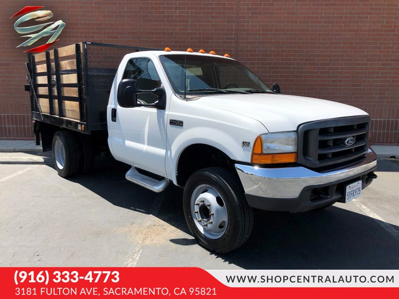 2001 Ford Super Duty F-450 SUPER DUY
