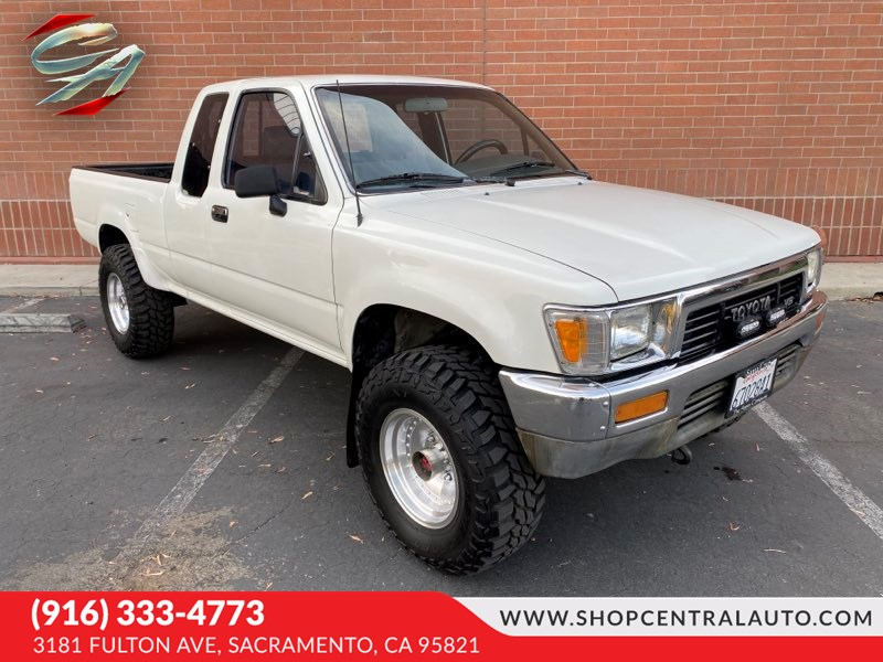 1991 Toyota 4WD Pickups Deluxe