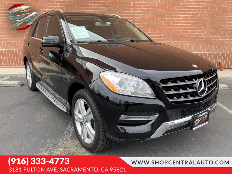 2015 Mercedes-Benz ML 250 ML 250 BlueTEC