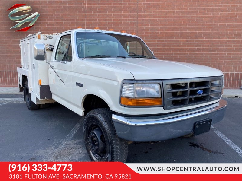 1992 Ford F350 Super Duty