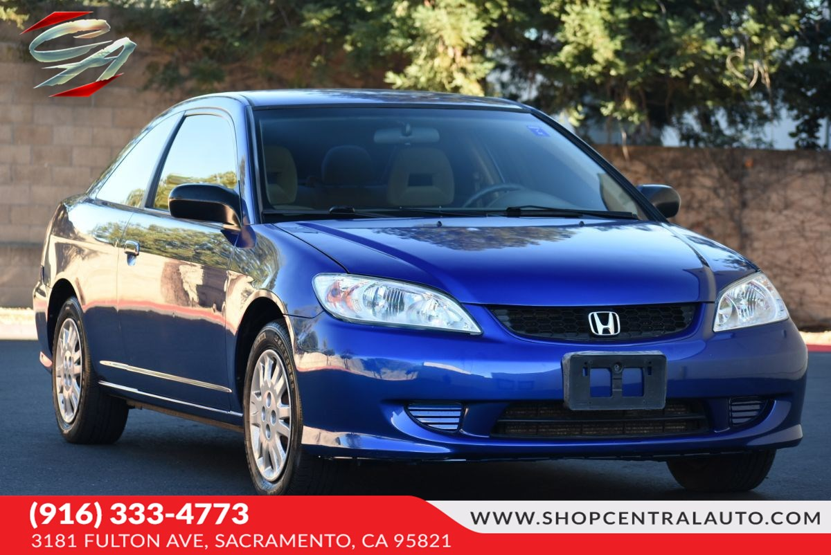 2005 Honda Civic Cpe LX