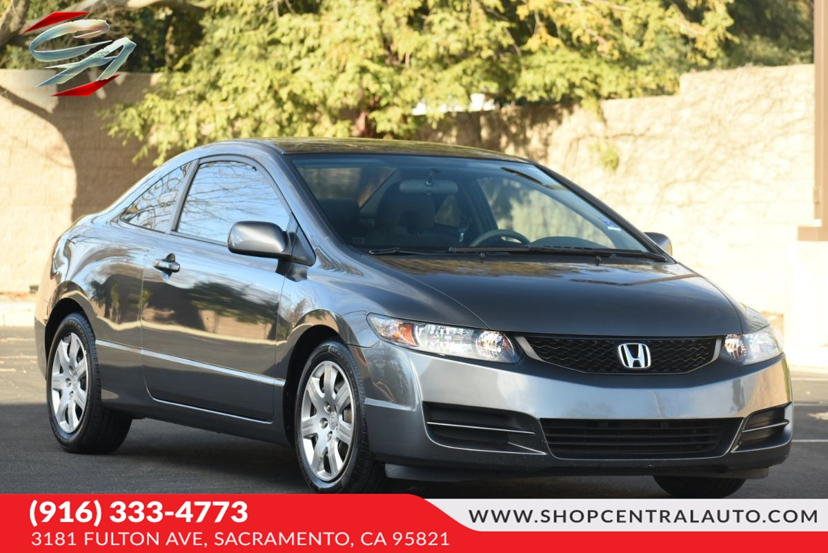 2010 Honda Civic Cpe LX