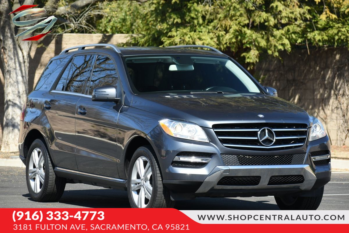 2013 Mercedes-Benz ML 350 ML 350