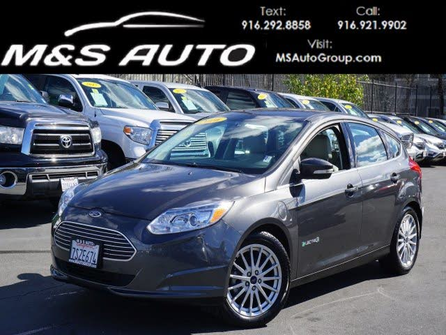 2016 Ford Focus Electric