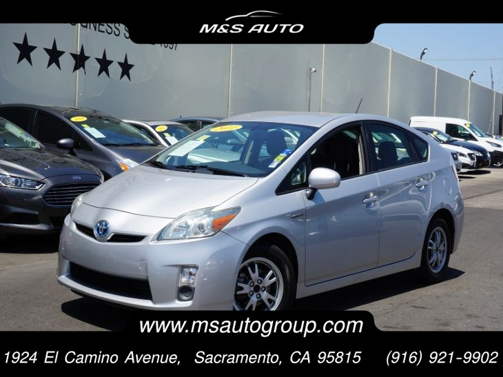 2011 Toyota Prius Navigation Package