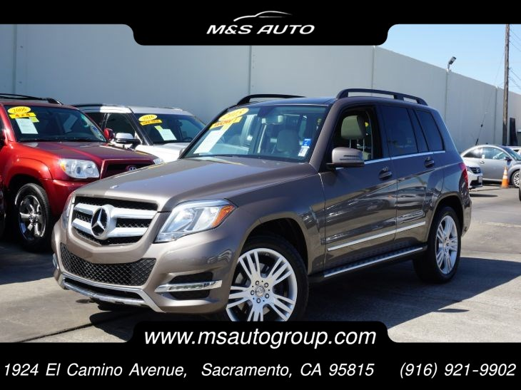 2015 Mercedes-Benz GLK 250 GLK 250 BlueTEC