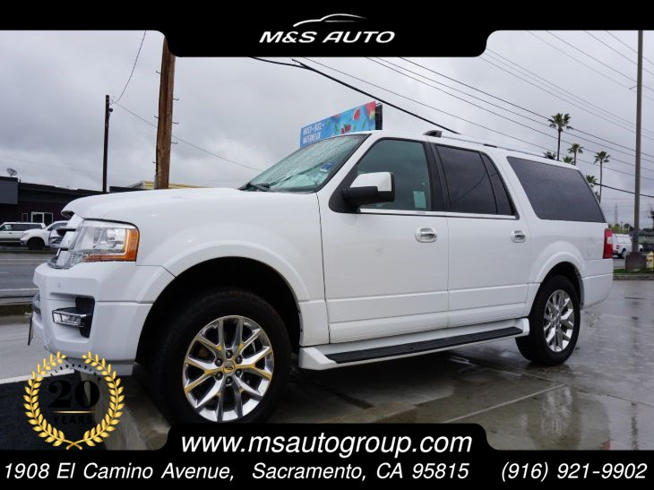 2016 Ford Expedition EL Limited