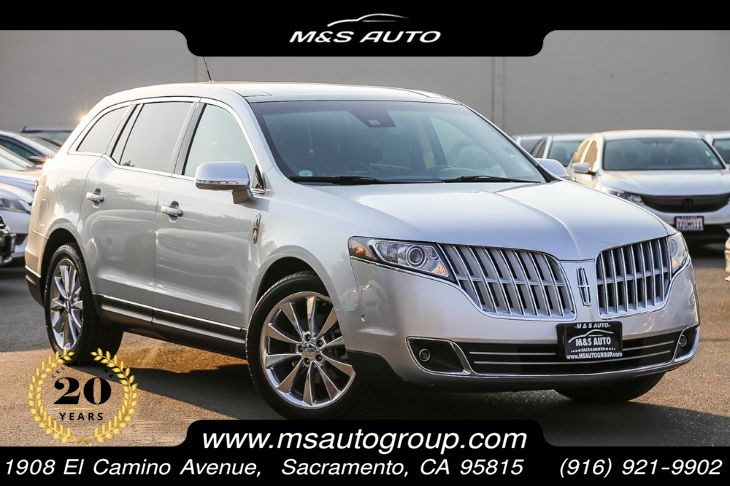 2012 Lincoln MKT w/EcoBoost