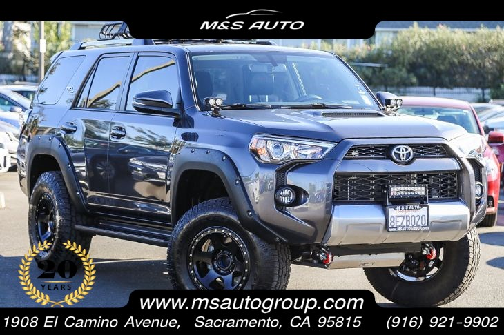 2018 Toyota 4Runner TRD Off Road Premium 4x4