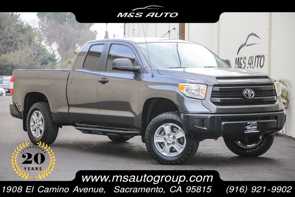 2014 Toyota Tundra 2WD Truck SR 4x2 Double Cab