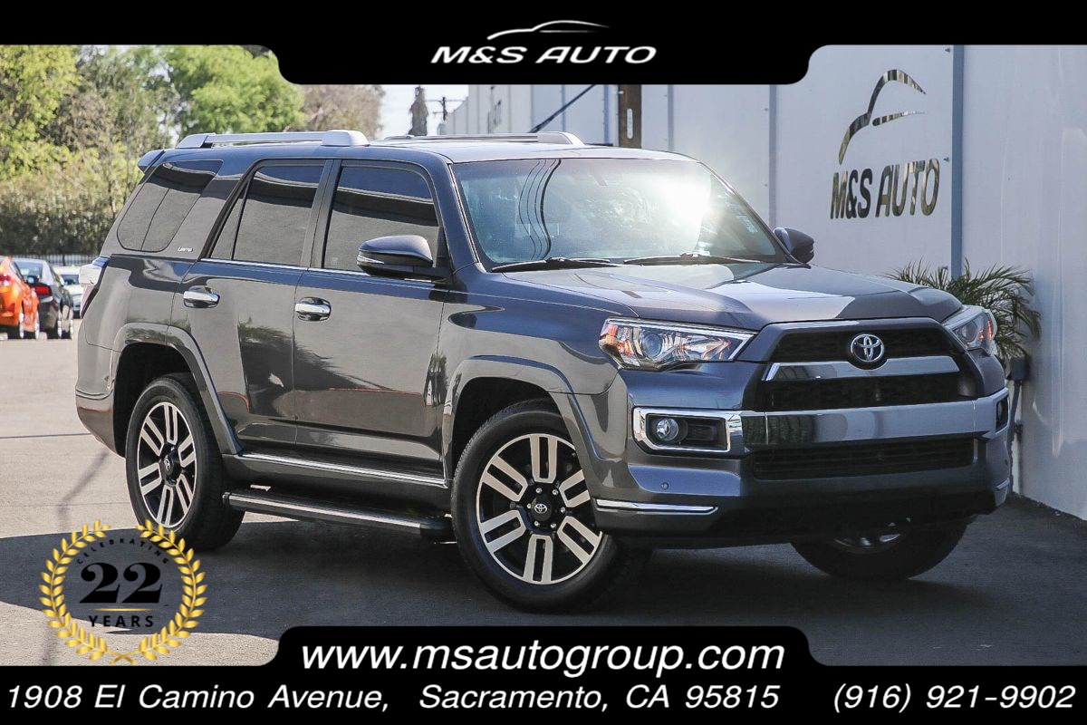 2015 Toyota 4Runner Limited 4X2