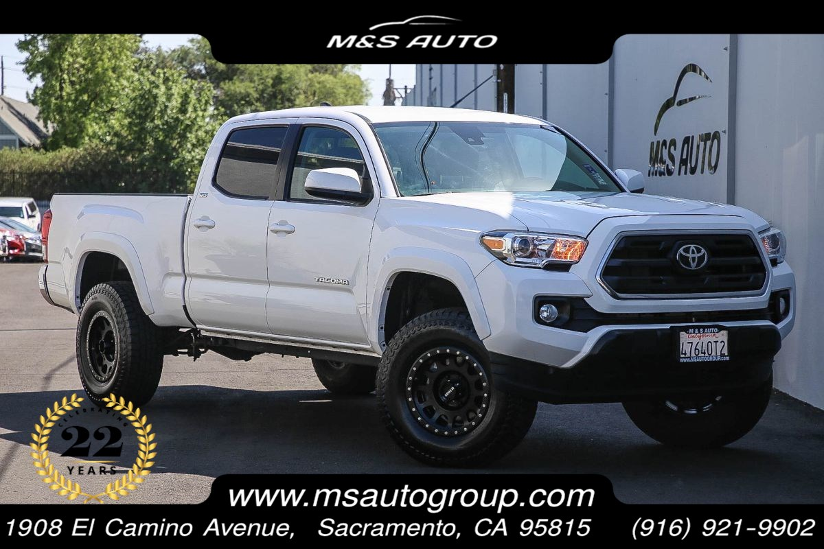 2019 Toyota Tacoma SR5 4x4 Double Cab Long Bed