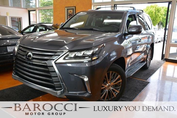 2018 Lexus LX 570 - Barocci Motor Group