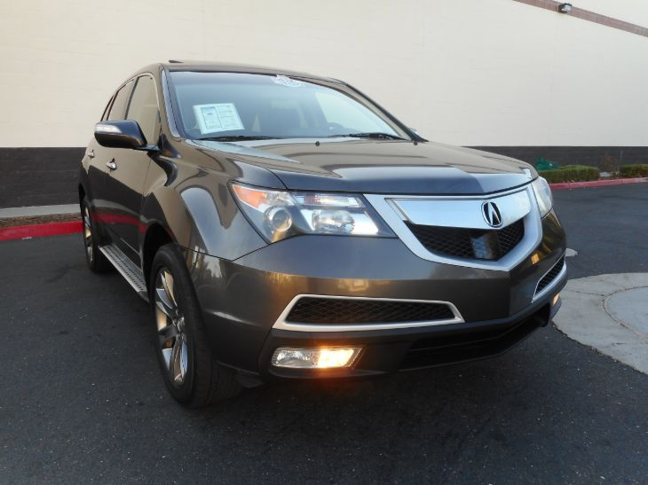 2011 Acura MDX SH-AWD w/Advance w/R