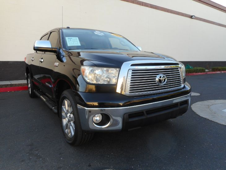 2010 Toyota Tundra 4WD Truck Limited