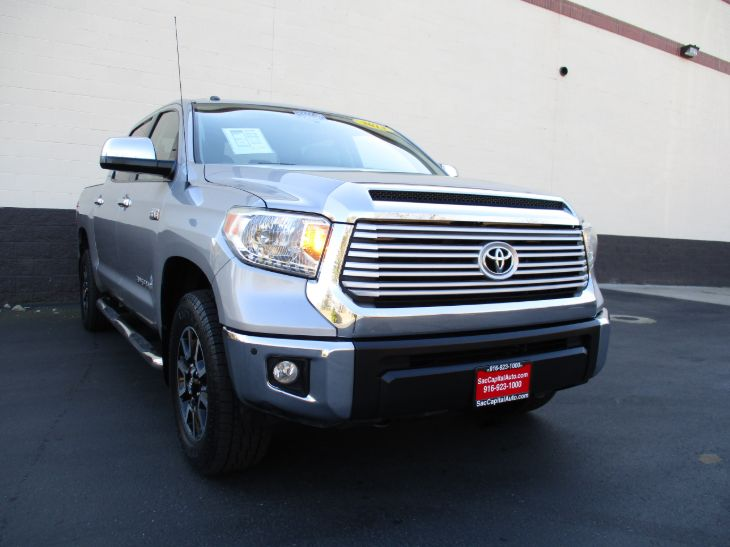 2014 Toyota Tundra 4WD Truck Limited