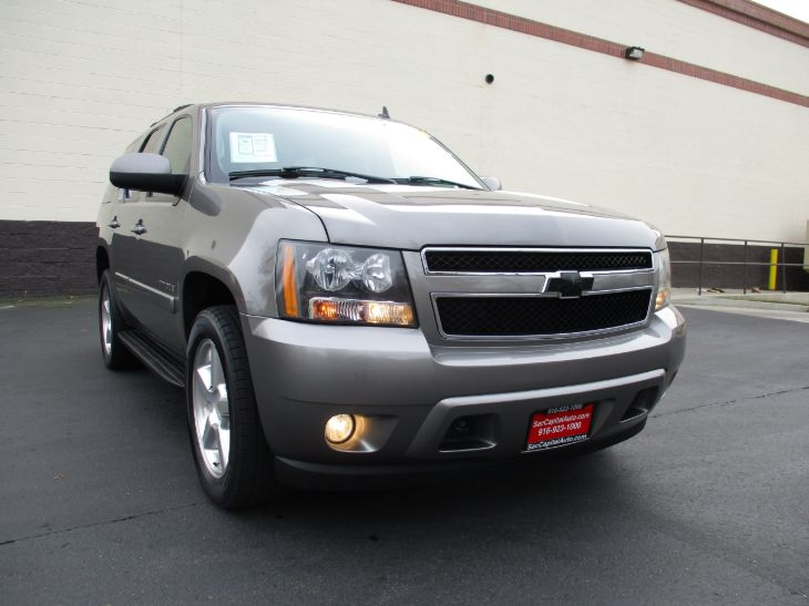 2007 Chevrolet Tahoe Ltz >> 2007 Chevrolet Tahoe Ltz Sac Capital Auto