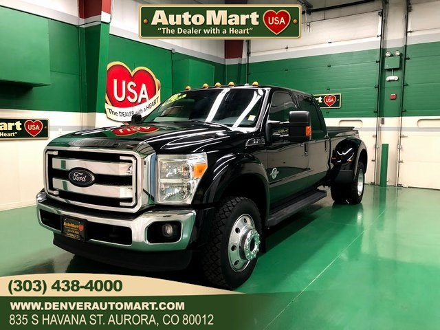 2016 Ford Super Duty F-450 DRW Lariat DRW