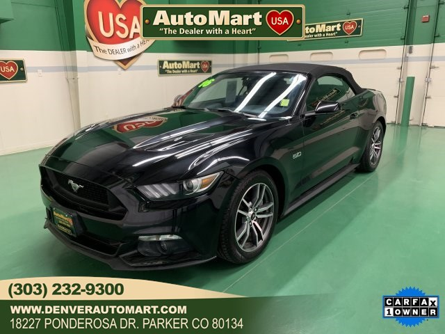 Us Auto Mart >> Used 2016 Ford Mustang For Sale In Aurora Auto Mart Usa