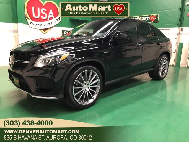 2018 Mercedes-Benz AMG GLE 43 GLE 43 AMG® Coupe 4MATIC®