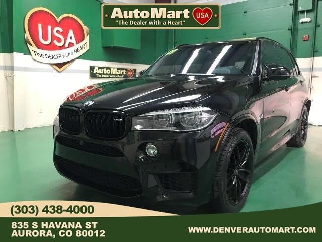 2017 Bmw X5 M Base Auto Mart Usa
