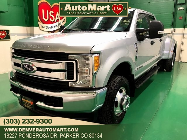 2017 Ford Super Duty F-350 DRW XLT DRW