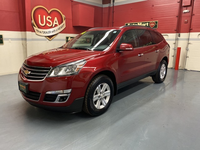 2014 Chevrolet Traverse 2LT 2LT