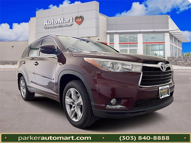 2014 Toyota Highlander LE Plus V6