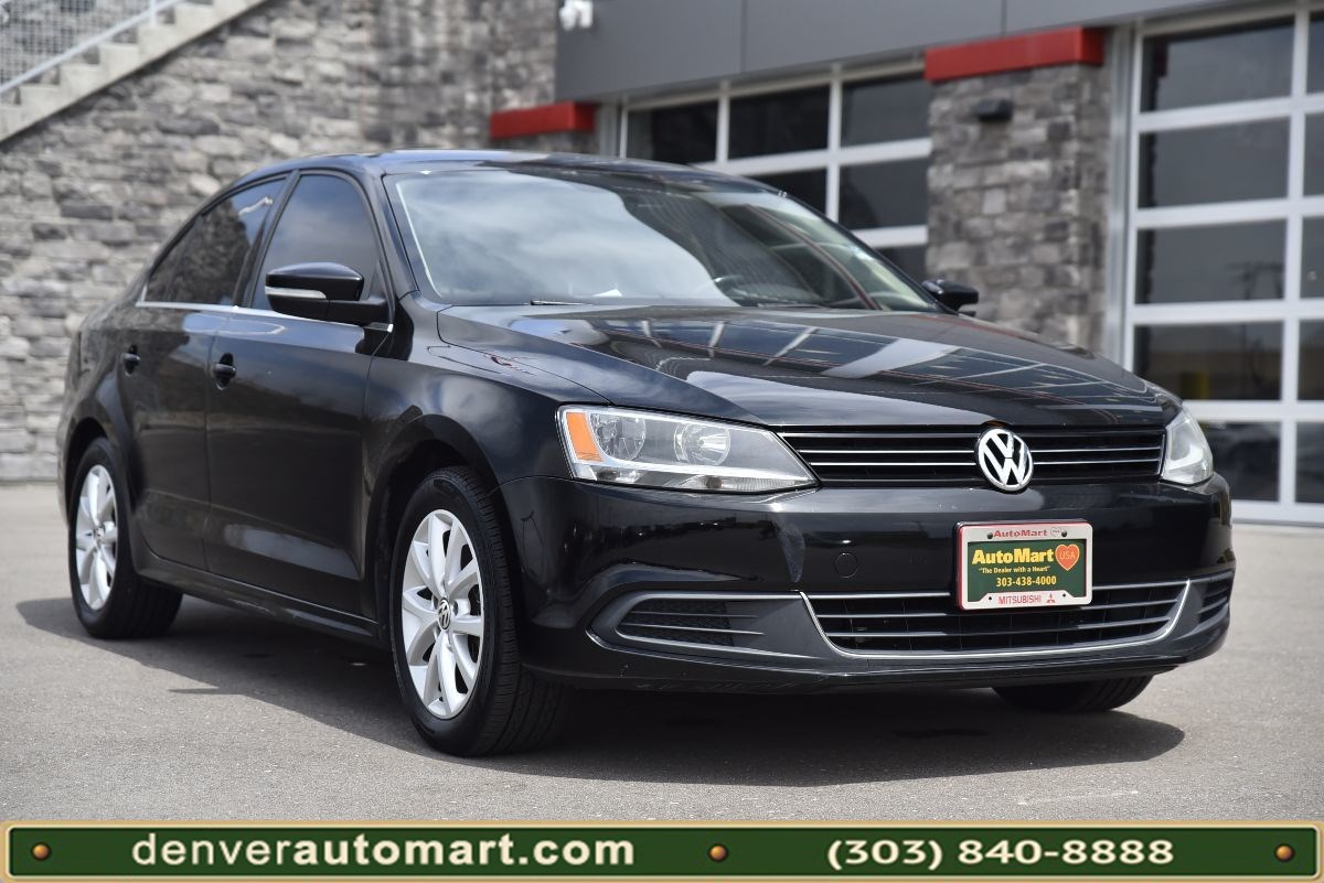 2014 Volkswagen Jetta Sedan SE w/Connectivity