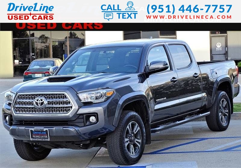 2016 Toyota Tacoma TRD SPORT LONG BED NAVIGATION/DRIVER ASSIST
