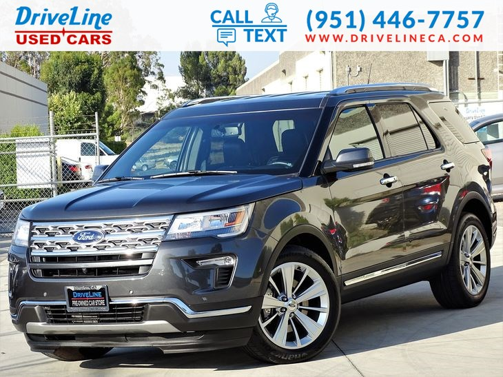 2019 Ford Explorer Limited - FULLY LOADED