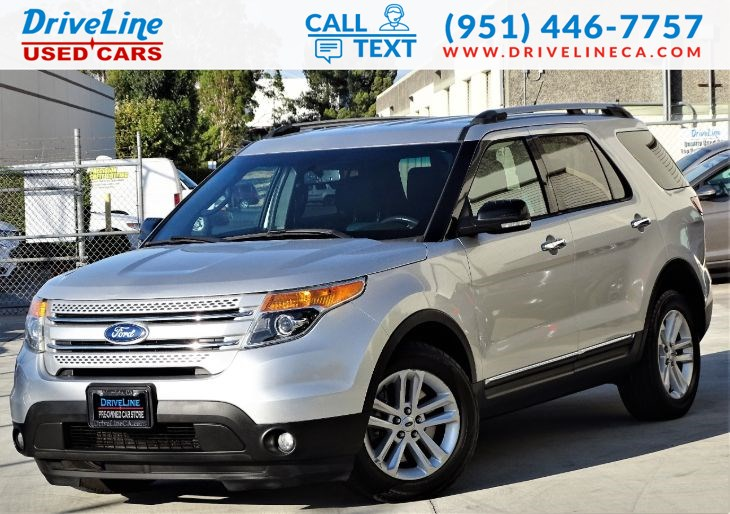 2014 Ford Explorer XLT  REAR VIEW CAMERA - BLUETOOTH