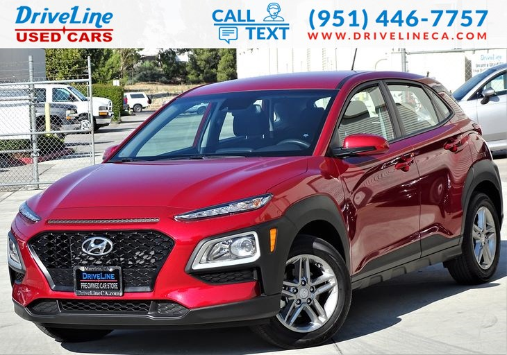 2019 Hyundai Kona SE REAR VIEW CAMERA - BLUETOOTH