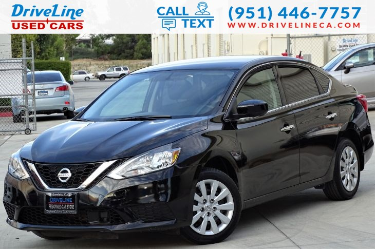 2019 Nissan Sentra S  REAR VIEW CAMERA - BLUETOOTH