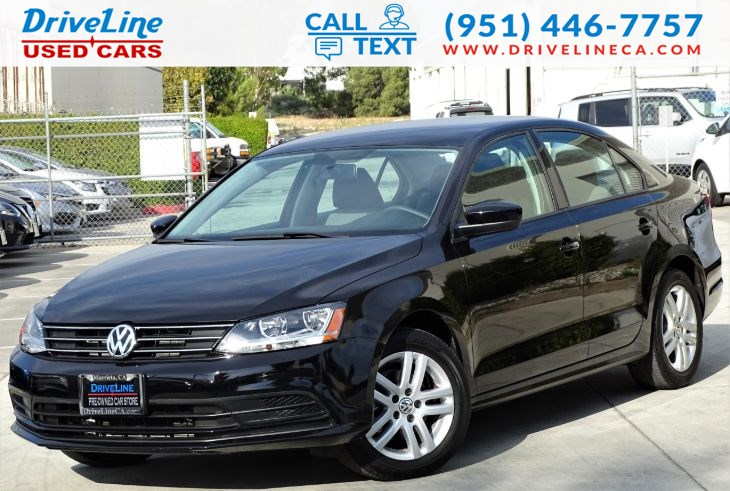 2018 Volkswagen Jetta 1.4T S  Rear View Camera - Bluetooth