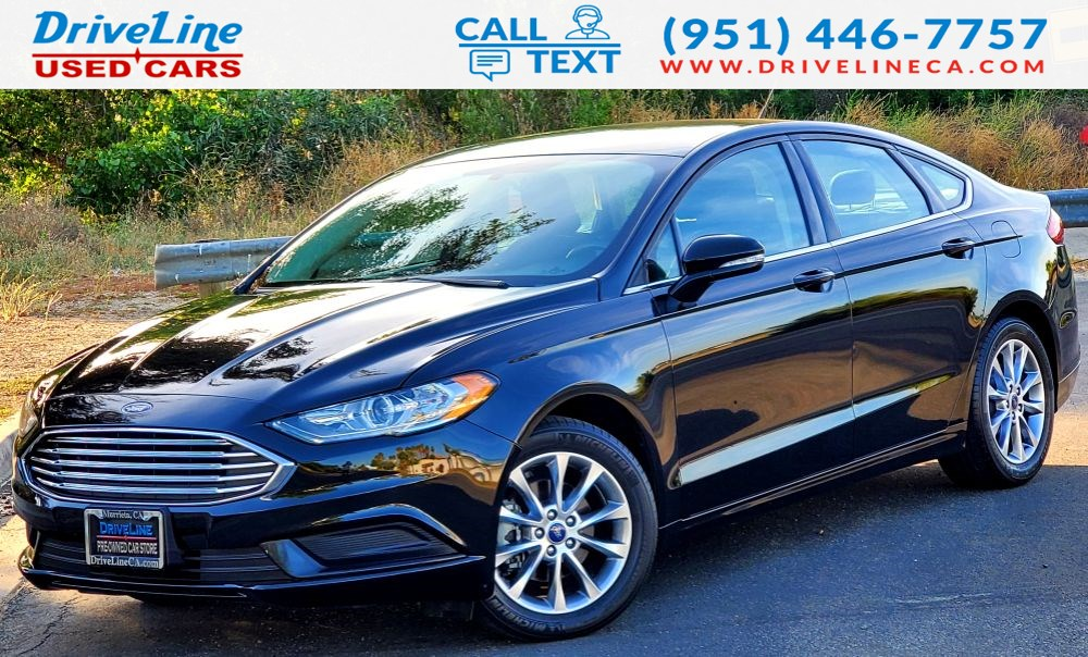 2017 Ford Fusion SE - Navigation - Heated Seats