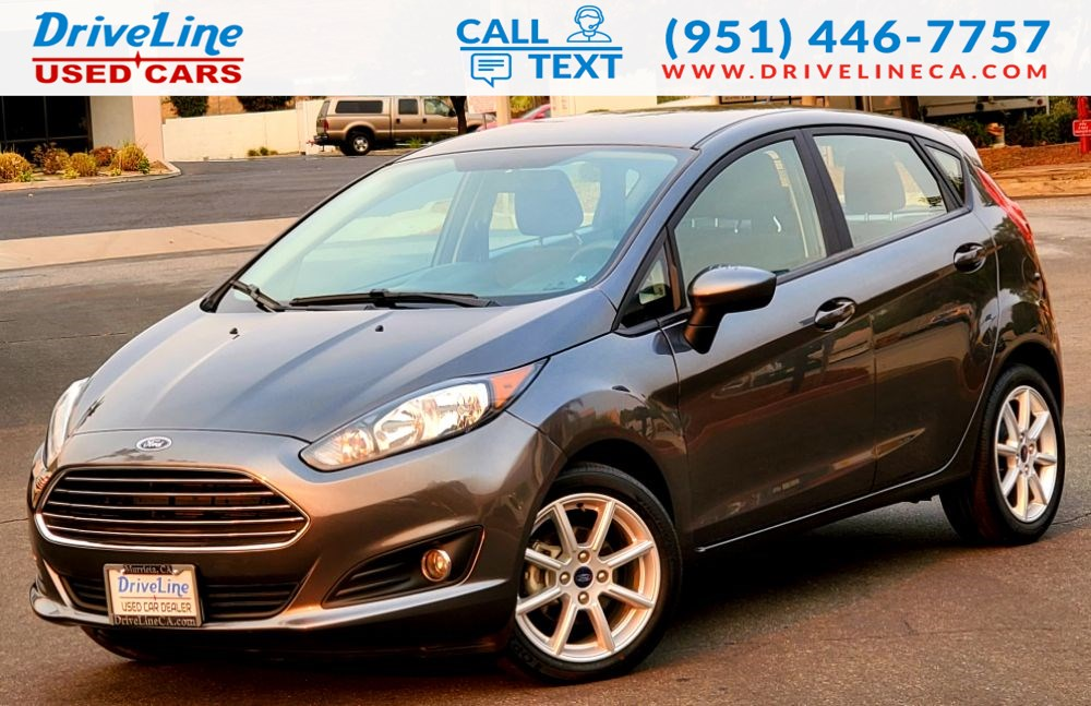 2019 Ford Fiesta SE- Rear View Camera - Alloy Wheels