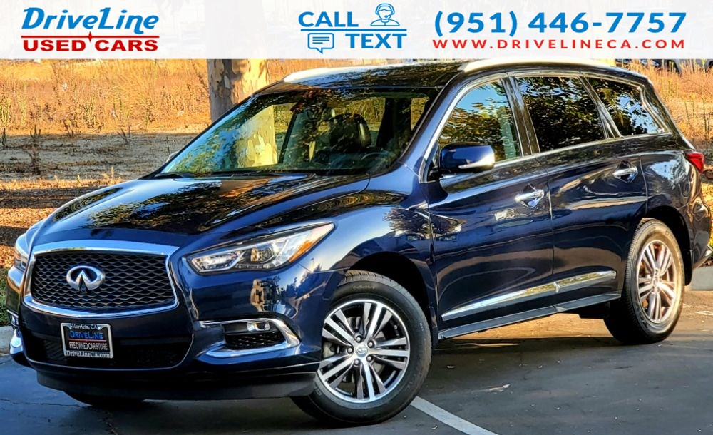 2017 INFINITI QX60 Fully Loaded - Navigation - PREMIUM PLUS PACKAGE